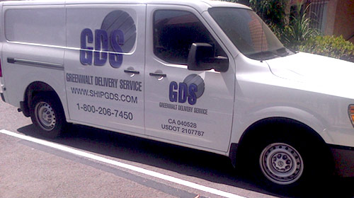 Local Delivery Service by GDS